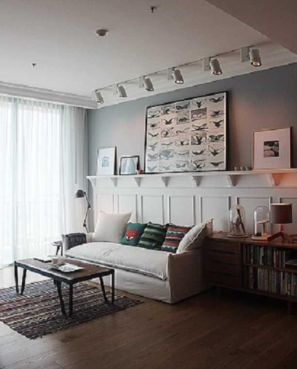 Ruang Direktur: Photo IMG3812-EE Cozy Stylish Apartment 6 Desain Arsitek
