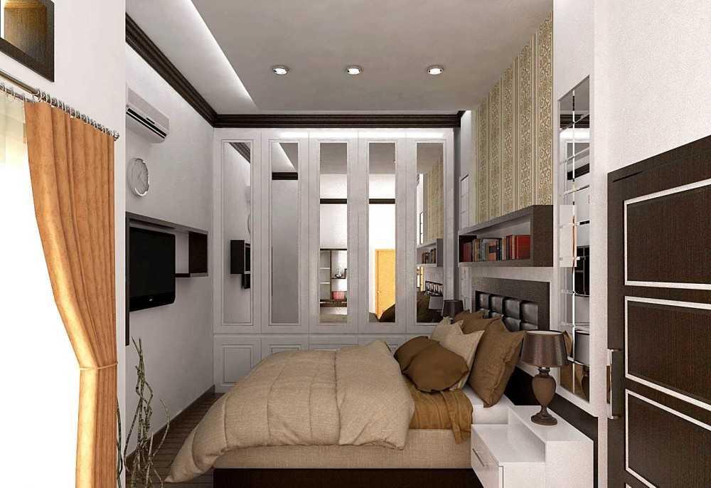 Photo kamar tidur Adul Bedroom 3 desain arsitek oleh ...