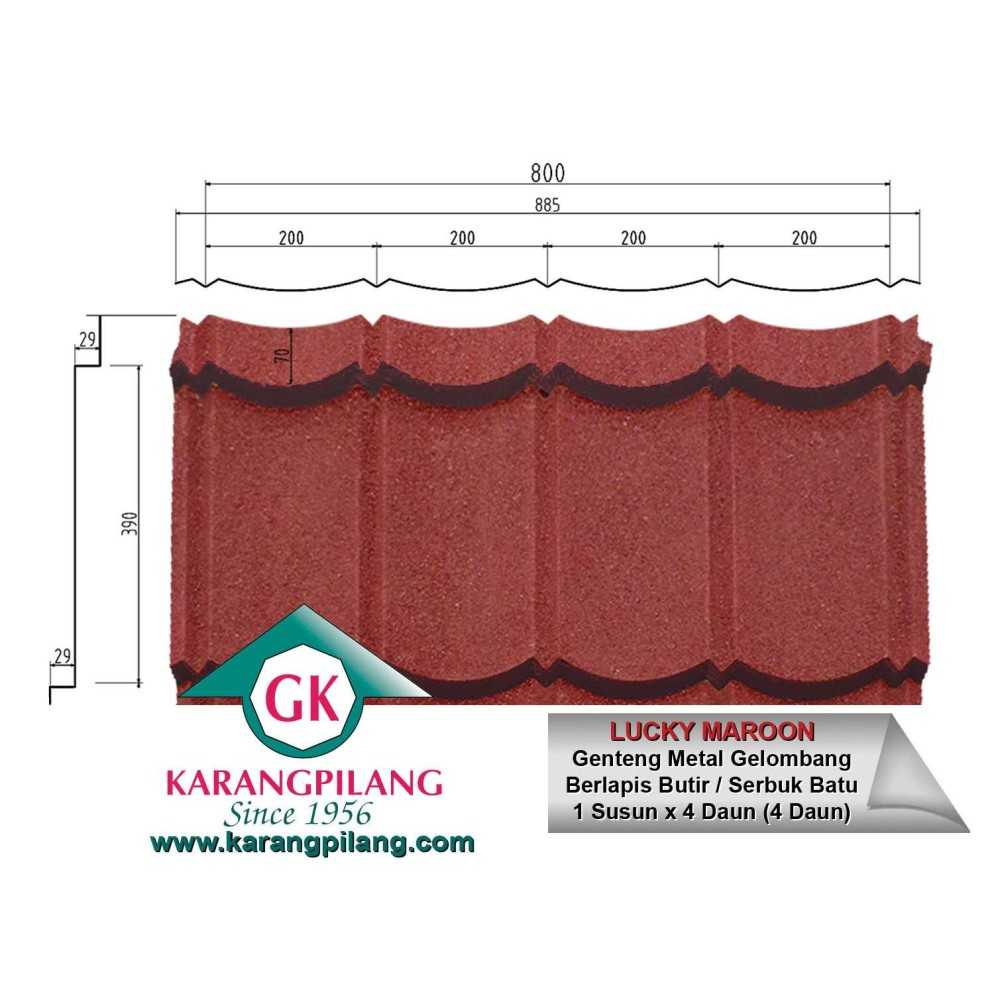Variasi Terracotta  ConstructionRoofsSheets And Panels For Roofs 3