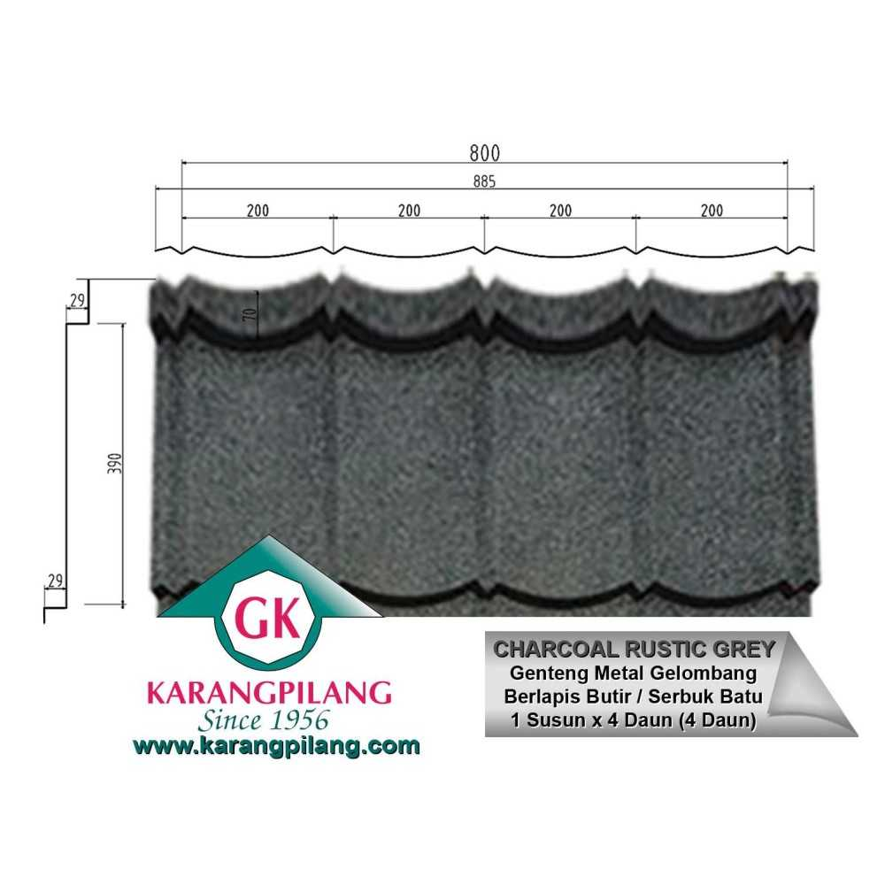 Variasi Lucky Maroon  ConstructionRoofsSheets And Panels For Roofs 1