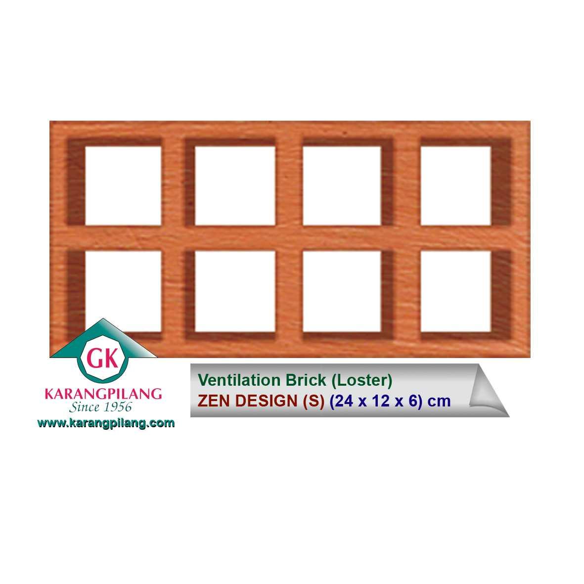 Variasi Zen Design (L)  FinishesPartitionsRoom Dividers 1