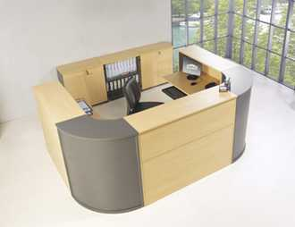 Variasi Reception Table  OfficeOffice Reception Desks 2