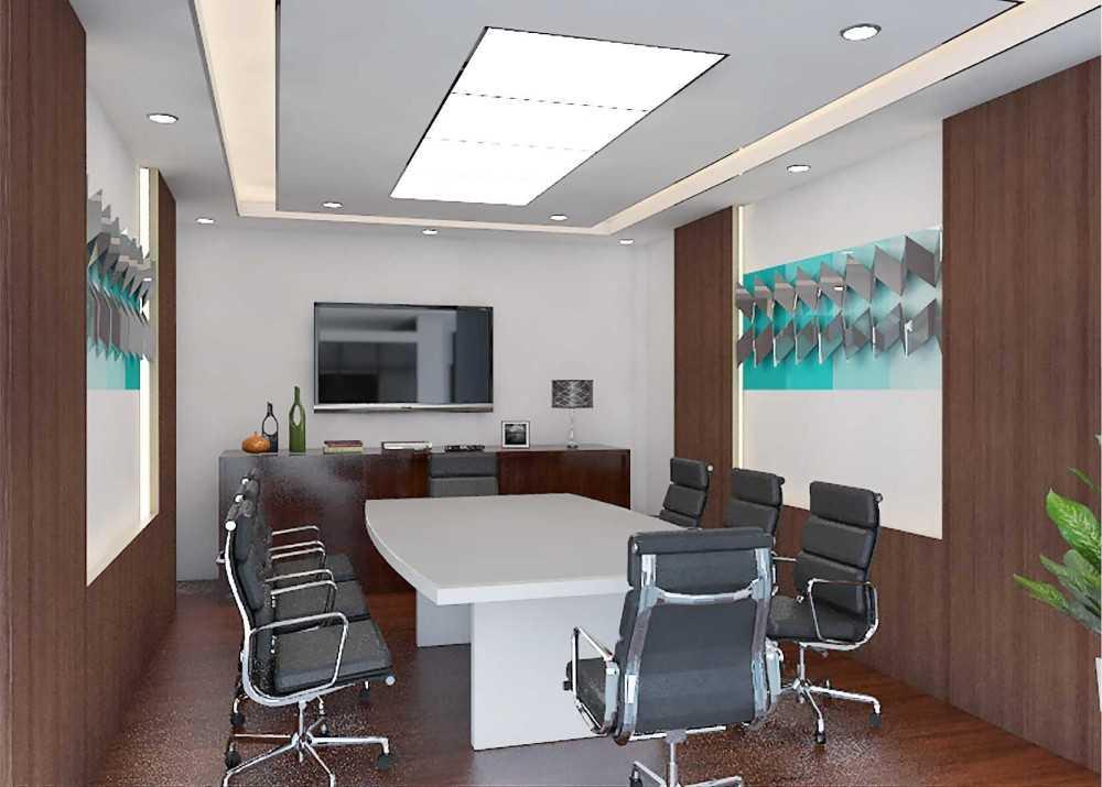 photo interior ruang direktur pdam director meeting room interior ruang direktur pdam desain arsitek oleh dna corporation