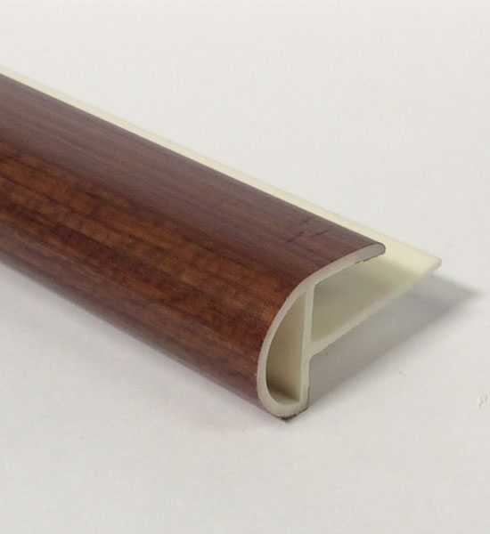Variasi Profile Stair Nose 8Mm  FinishesStairsStep Nosings 3