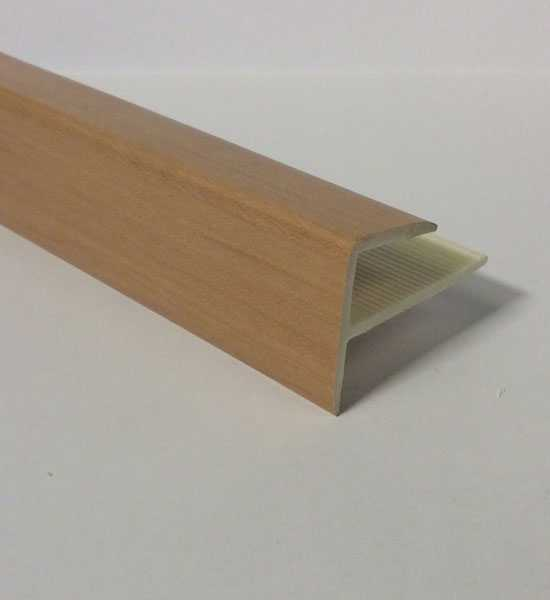 Variasi Profile Stair Nose 12Mm  FinishesStairsStep Nosings 1