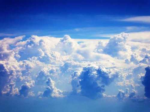 Wallpaper-Clouds FinishesWall CoveringWallpapers