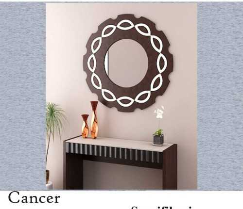 Cancer DécorHome DecorationsMirrors