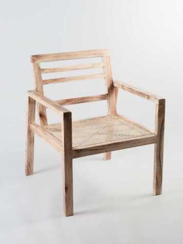 Genaro Classic Lounge Chair Natural FurnitureSofa And ArmchairsArmchairs