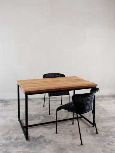 San Sebastian Dining Chair Black (Stackable) Black FurnitureTables And ChairsChairs
