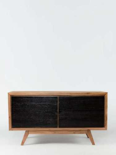 Foto produk  Barberini Drawer / Credenza Black Brown di Arsitag