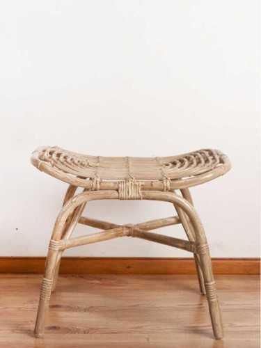 Stool Kontemporer Amadou Dessert Brown FurnitureTables And ChairsStools