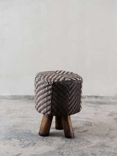 Gabi Stool Brown Brown Natural FurnitureTables And ChairsStools