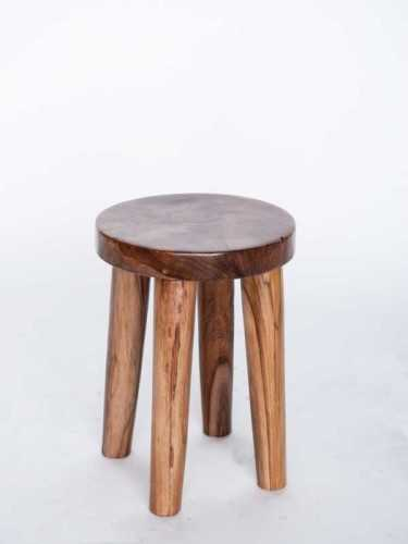 Josue Accent Stool - Natural Natural FurnitureTables And ChairsStools