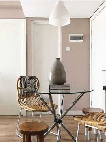 Foto produk  Aitor Dining Chair Honey White Honey White di Arsitag