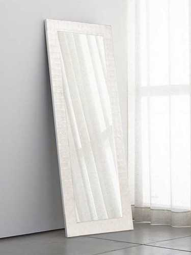 Narcisa Standing Mirror White Pearl White Pearl DécorHome DecorationsMirrors