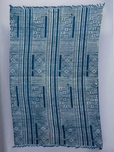 Aozora Rug (Indigo Dyed) 120X180 Blue Ocean DécorTextiles And RugsRugs