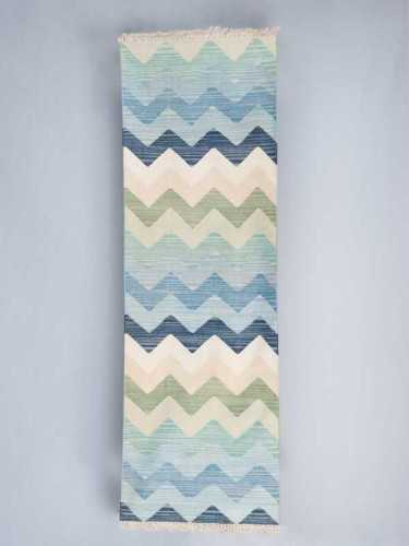 Corriente Rug 60 X 200 Pastel Blue Green DécorTextiles And RugsRugs