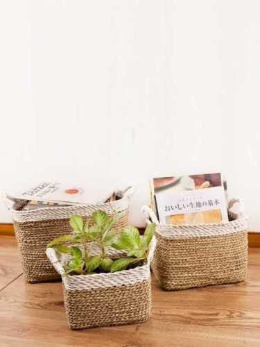 Foto produk  Basket Blanca Size Large di Arsitag