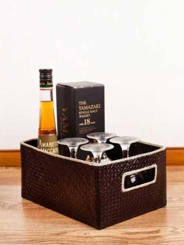 Foto produk  Basket Rendah Boca Size Small Gold di Arsitag