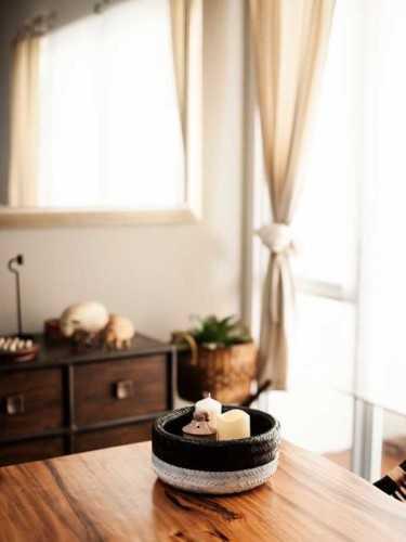 Foto produk  Catania Basket Small Black White di Arsitag