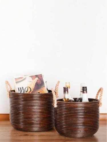 Foto produk  Basket Granada Dengan Handle Size Small di Arsitag
