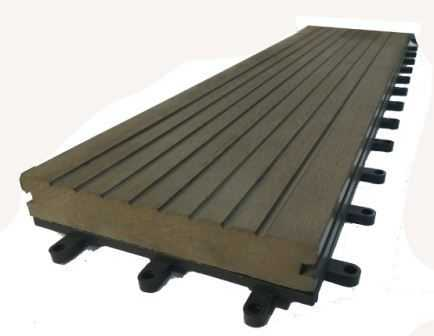 Decking Tile-Diy 3 OutdoorOutdoor FlooringDecking
