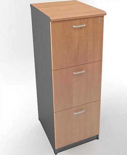 Filing Cabinet-Uno (Gold Ufl 4253) OfficeOffice Drawer Units