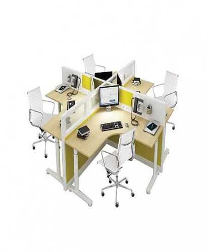 Partisi Kantor-Indachi 4 X M OfficeOffice Partitions
