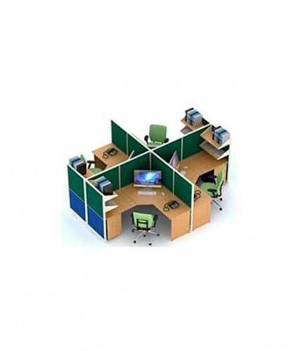 Partisi Kantor- Uno Premium 8 OfficeOffice Partitions