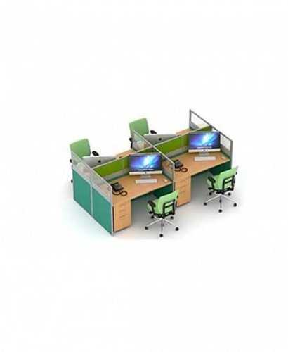 Partisi Kantor-Uno Slim 2 OfficeOffice Partitions
