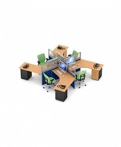 Partisi Kantor-Uno Slim 4 OfficeOffice Partitions