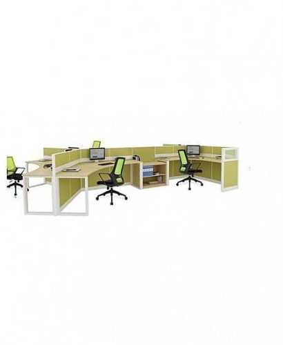 Partisi Kantor-Donati Dws6 6 Staff OfficeOffice Partitions