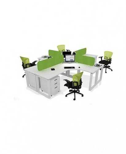 Partisi Kantor-Donati Ws4 4 Staff OfficeOffice Partitions