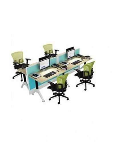 Partisi Kantor-Donati Ws4 4 Staff Hadap OfficeOffice Partitions