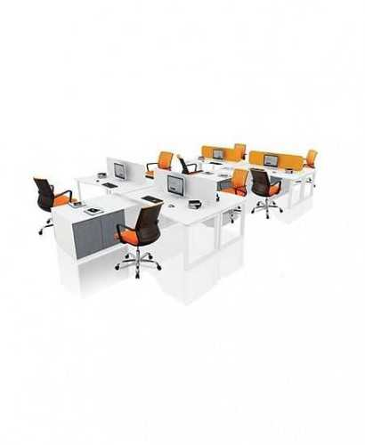 Partisi Kantor-Donati Ws8 8 Staff OfficeOffice Partitions