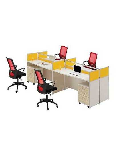 Partisi Kantor-Indachi 4. L. S OfficeOffice Partitions