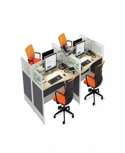 Partisi Kantor-Indachi L. 4. H OfficeOffice Partitions
