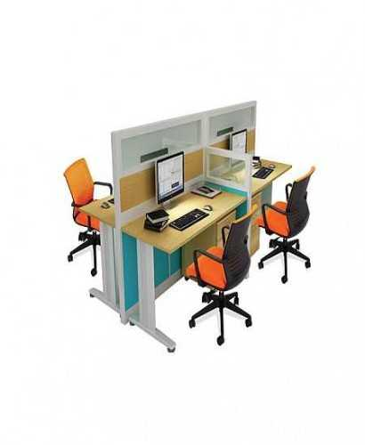 Partisi Kantor-Indachi 4. L. R OfficeOffice Partitions