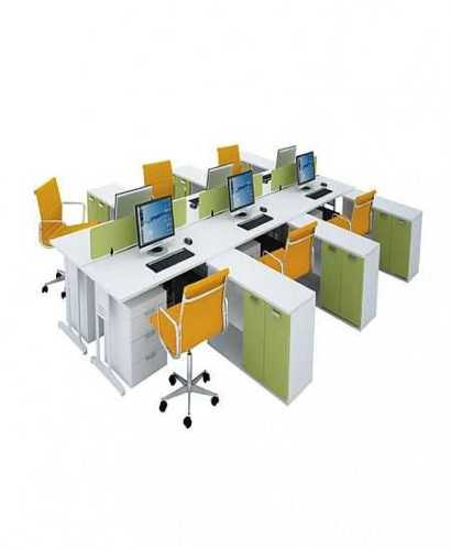 Partisi Kantor- Indachi 8. L. F OfficeOffice Partitions