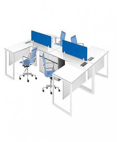 Partisi Kantor-Indachi 4. U. F OfficeOffice Partitions