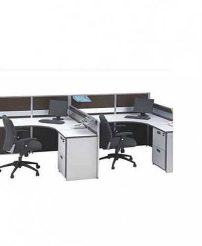 Partisi Modera-Ws 2 Staff OfficeOffice Partitions