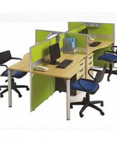 Partisi Modera-Ws 4 Konfigurasi OfficeOffice Partitions