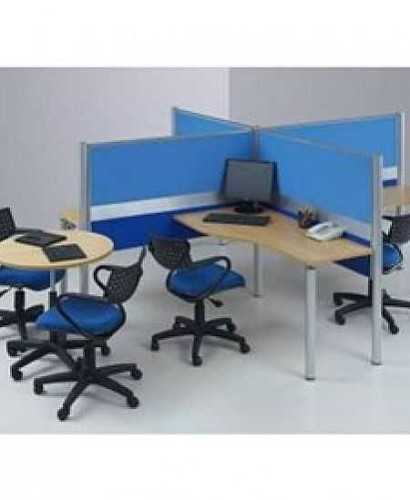 Partisi Modera- Ws 4 Staff OfficeOffice Partitions