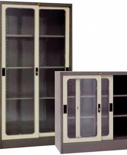 Lemari Kantor-Cupboard Elite El-438 OfficeOffice Storage Units