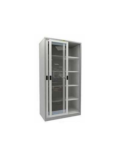 Lemari Kantor-Cupboard Sliding Glass Top Cbltn-C OfficeOffice Storage Units