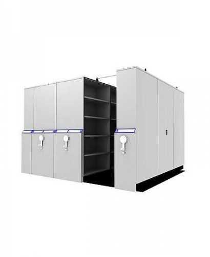 Lemari Kantor-Mobile File Compacto Tr6 Mekanik OfficeOffice Storage Units