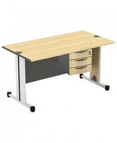 Meja Kantor-Modera Sod 6012 + Laci OfficeOffice Desks
