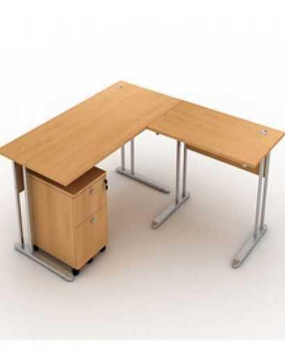 Meja Kantor-Top Xd-003 W OfficeOffice Desks