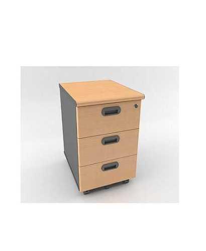 Meja Kantor-Uno (Laci Dorong Uno Classic Ump 1135) OfficeOffice Desks