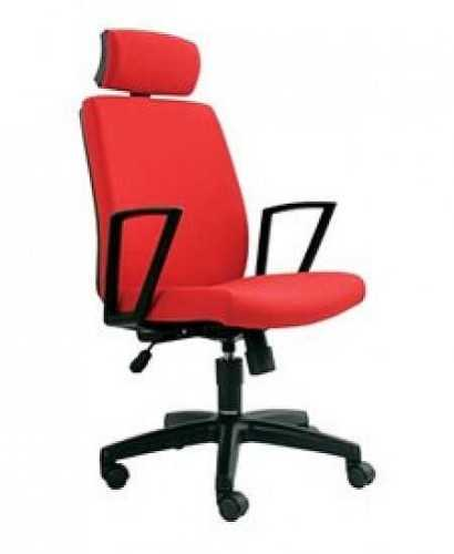 Kursi Kantor-Chairman Mc 1801 Oscar Fabric FurnitureTables And ChairsChairs